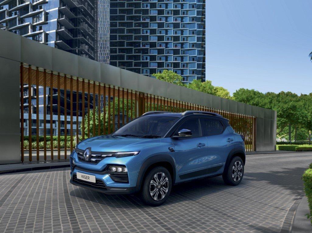 Foto Renault Kiger 2021 - exterior