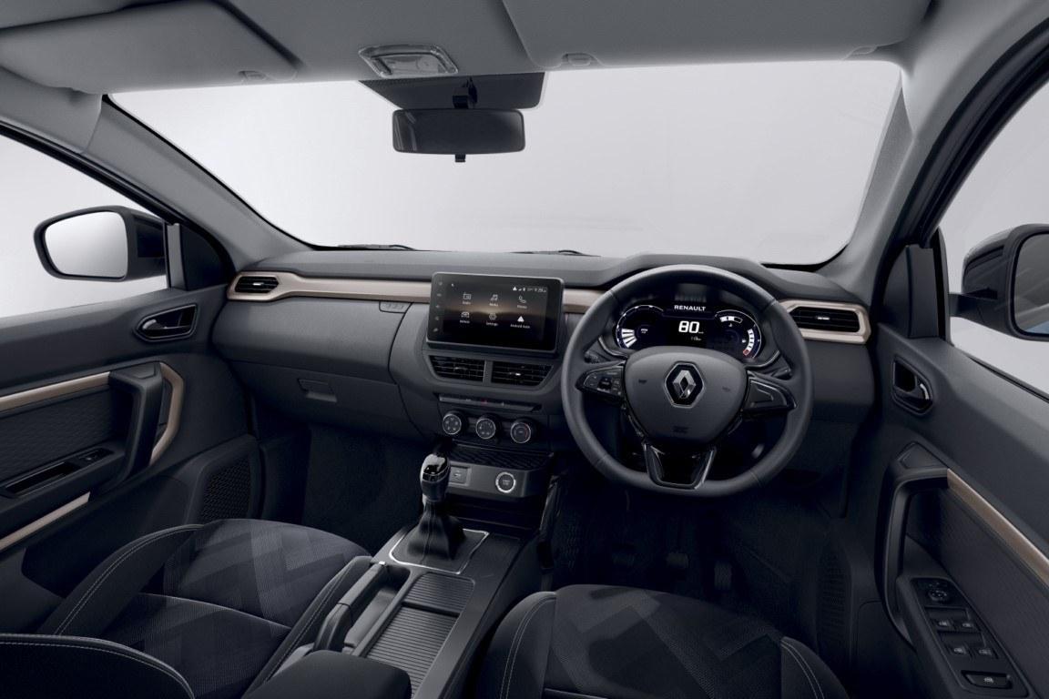 Foto Renault Kiger 2021 - interior