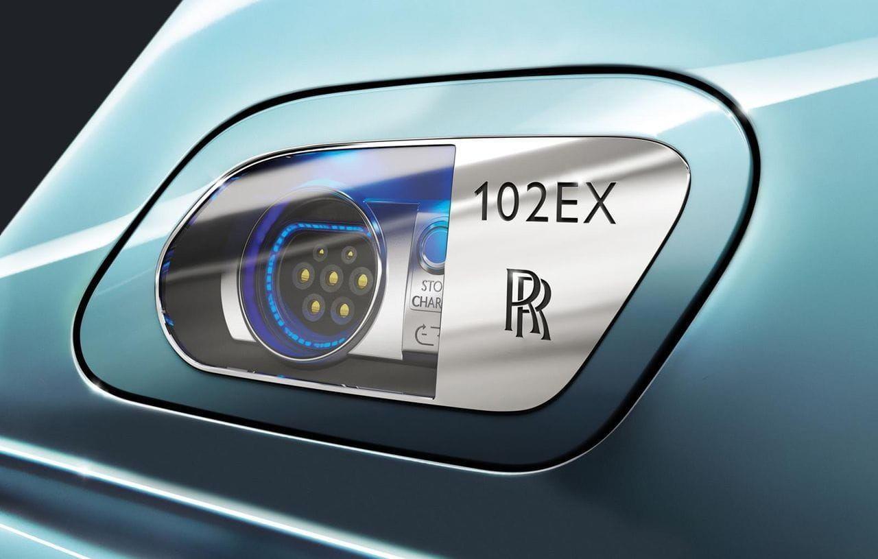 BMW registra el nombre Silent Shadow para los eléctricos de Rolls-Royce