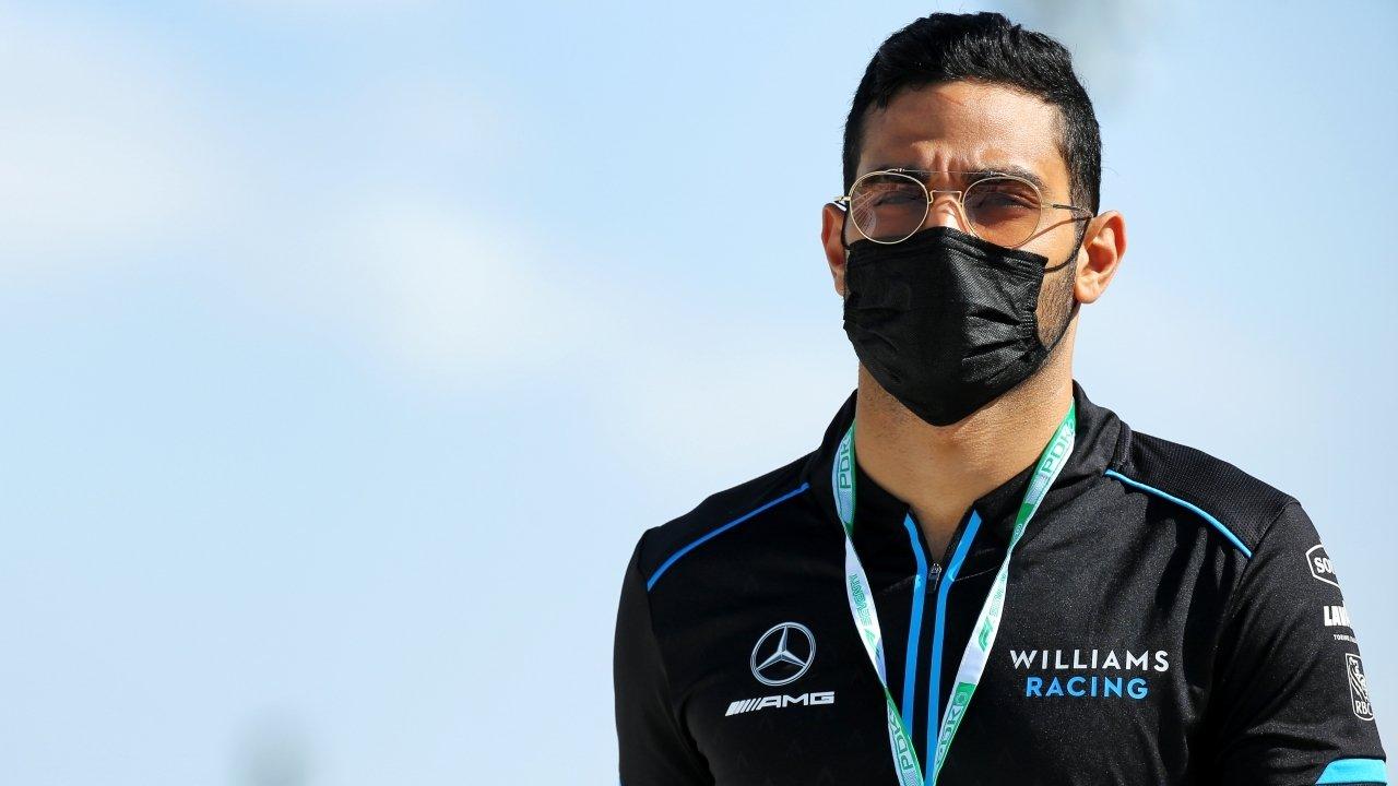 Roy Nissany renueva como piloto de test de Williams F1
