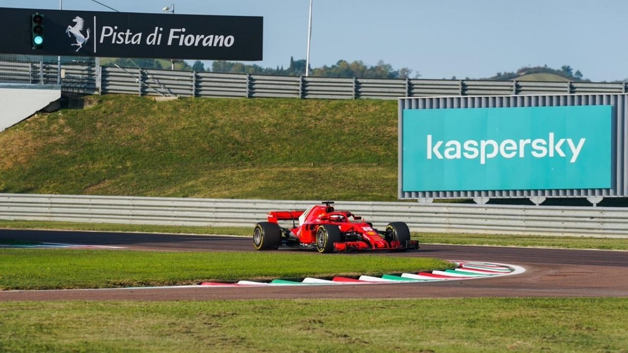 Sainz debutará a los mandos de un Ferrari SF71H en Fiorano la semana que viene