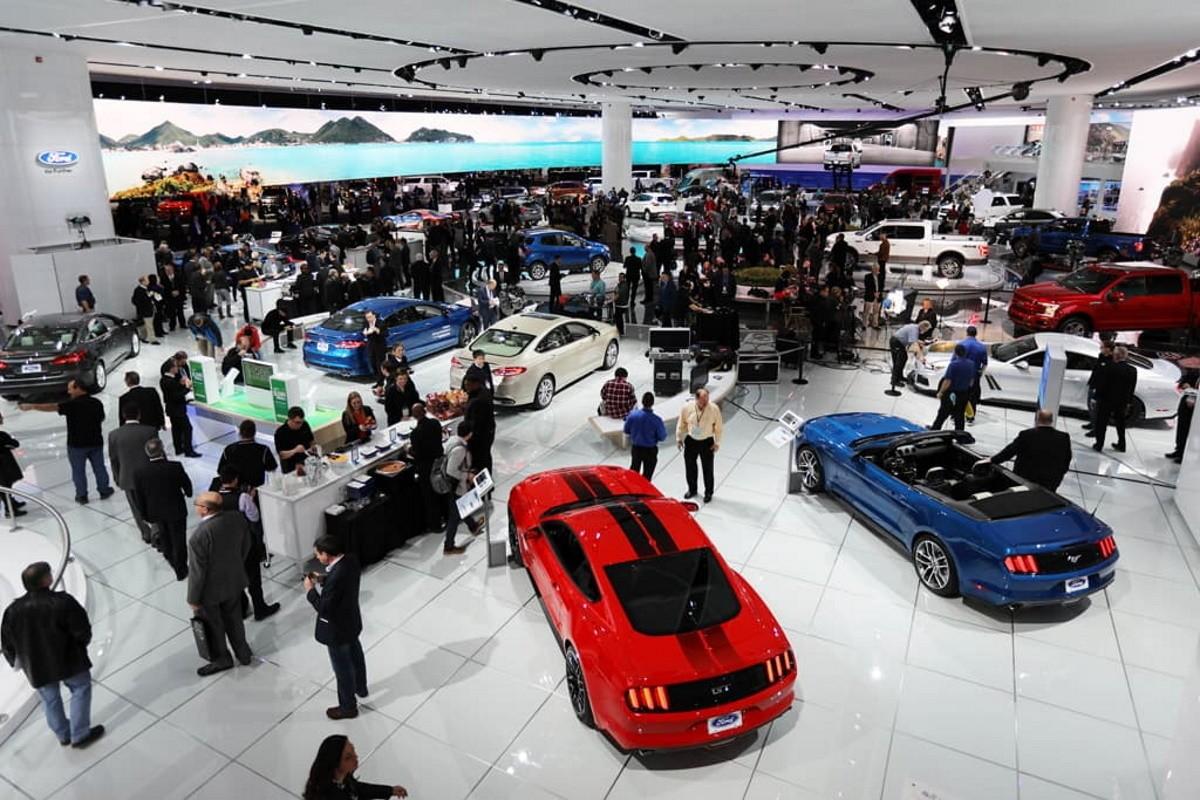 El Salón del Automóvil de Detroit 2021 ha sido cancelado