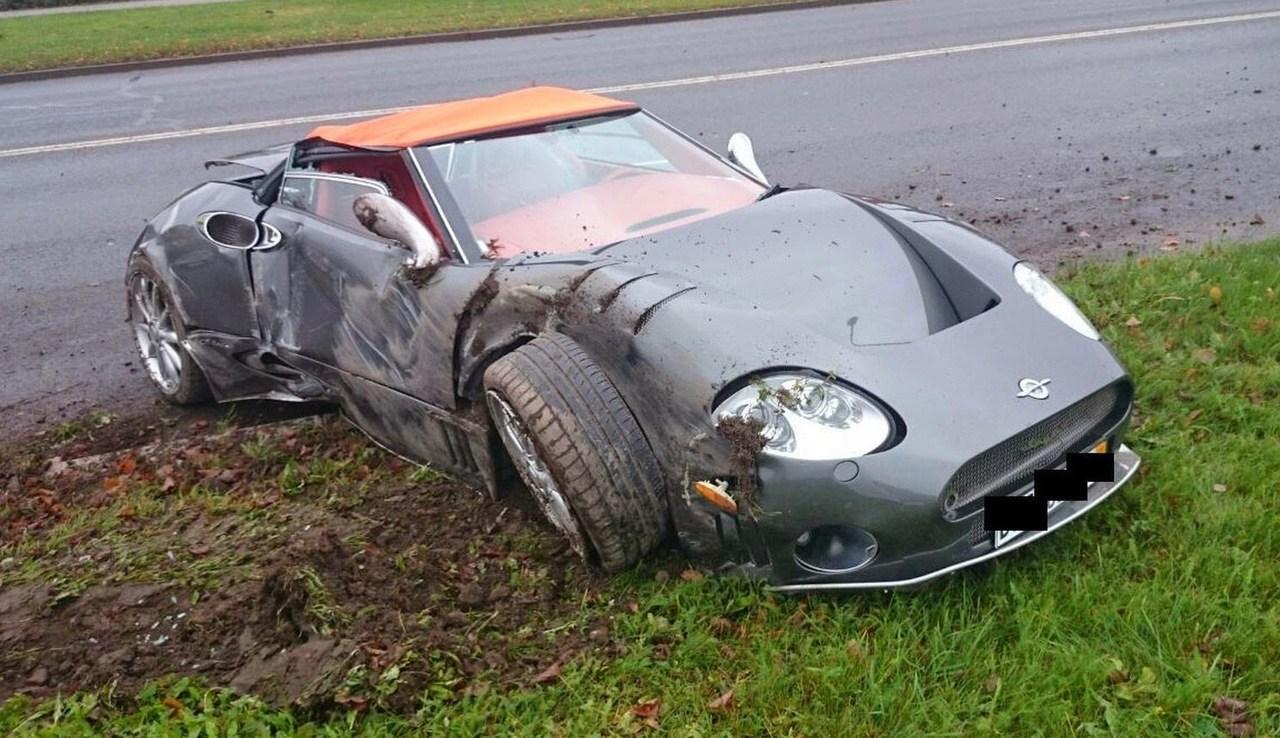 Spyker no levanta cabeza, se declara en bancarrota de nuevo