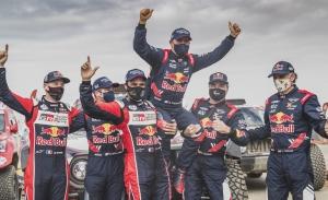 Stéphane Peterhansel no recibe el apodo de 'Mr. Dakar' de forma gratuita