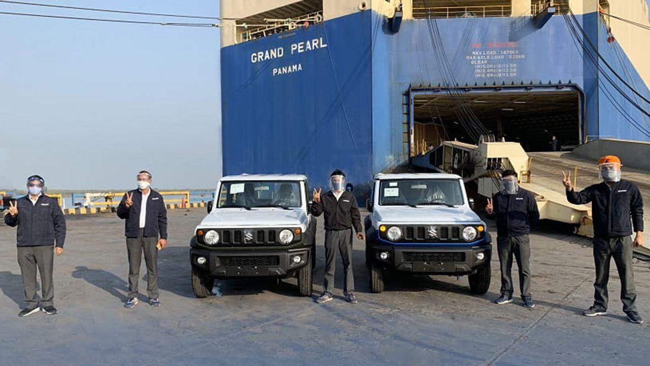 Arranca la producción del Suzuki Jimny en la India, ¿será exportado a Europa?