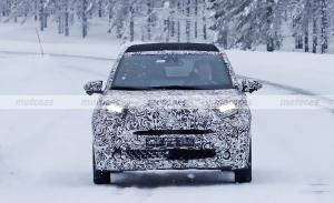 El nuevo Toyota Aygo 2022, cazado en fotos espía en las pruebas de invierno