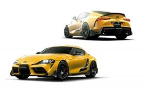 Toyota sorprende revelando un GR Supra y un GR Yaris aún más radicales