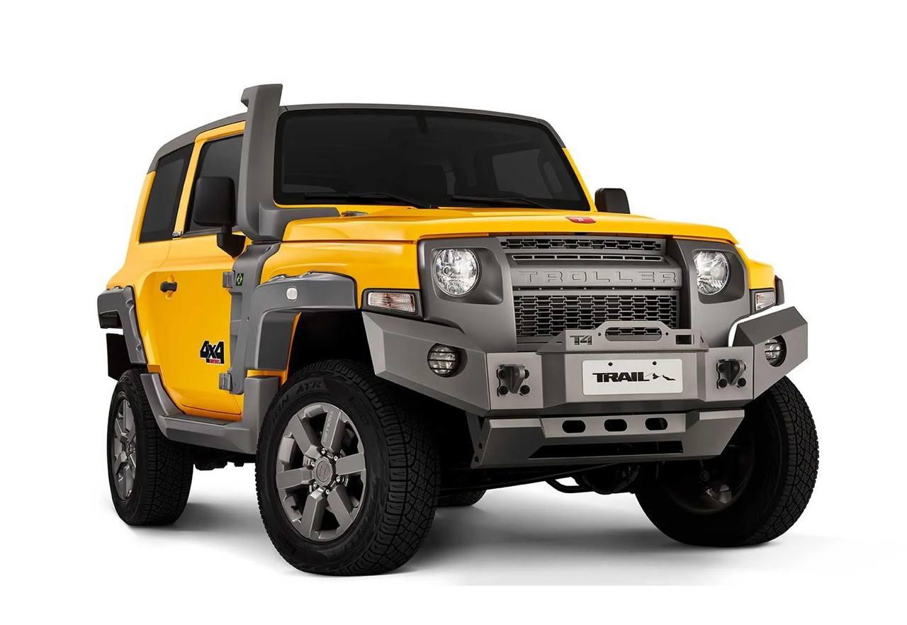 Ford elimina el pequeño clon del Jeep Wrangler que fabrica y vende en Brasil