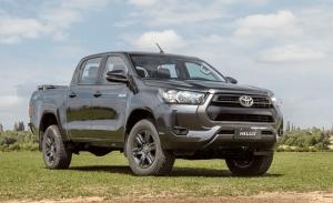 Argentina - Diciembre 2020: El Toyota Hilux cierra el año en lo más alto