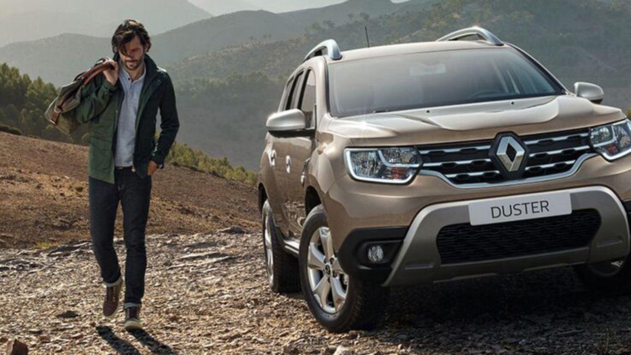 Colombia - Diciembre 2020: El Dacia Duster de Renault acaba el año en el podio