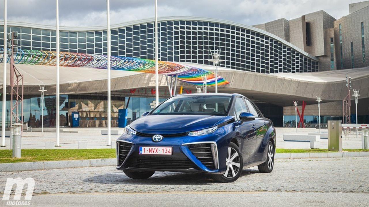Diciembre cierra con más coches de hidrógeno vendidos que en todo 2020