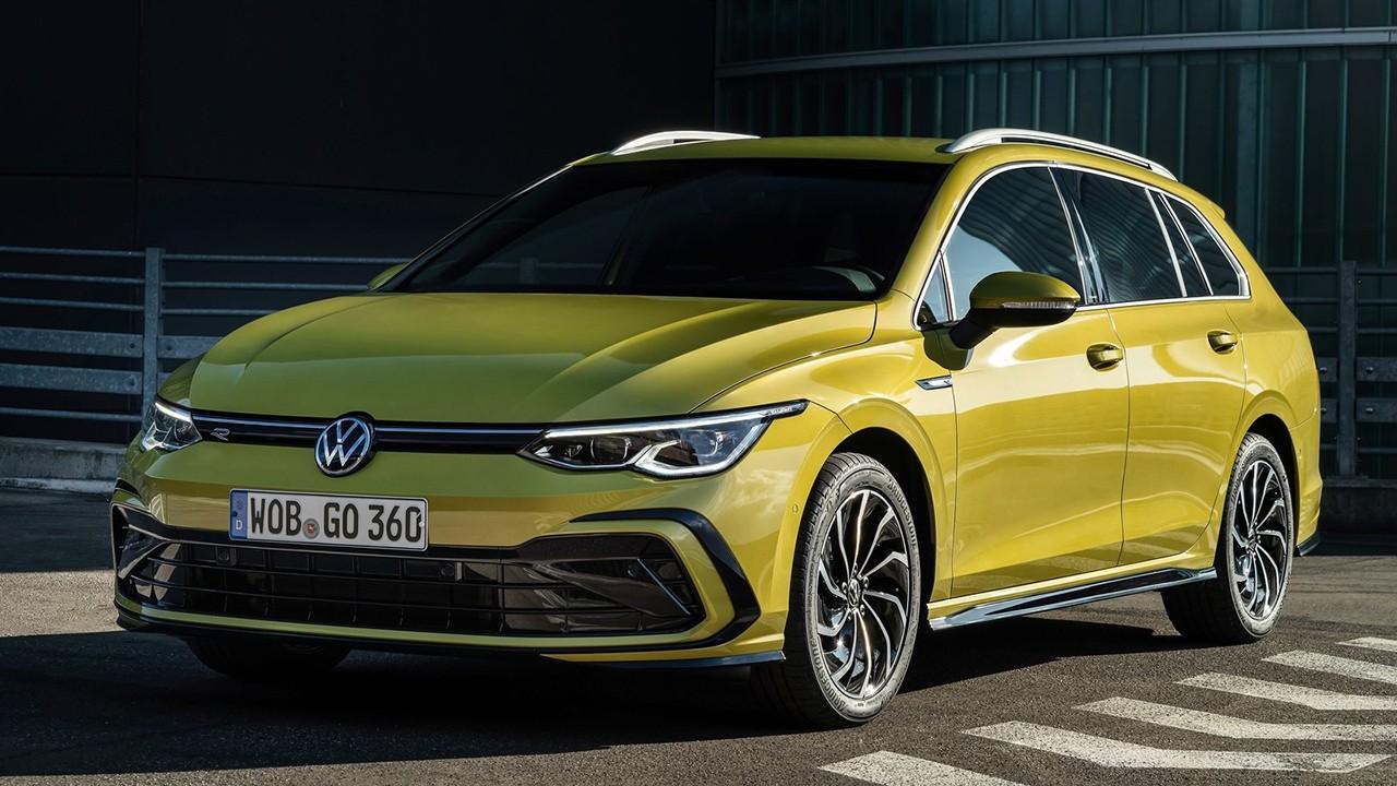 El Volkswagen Golf Variant 2021 con motor diésel de 115 CV recibe el cambio DSG