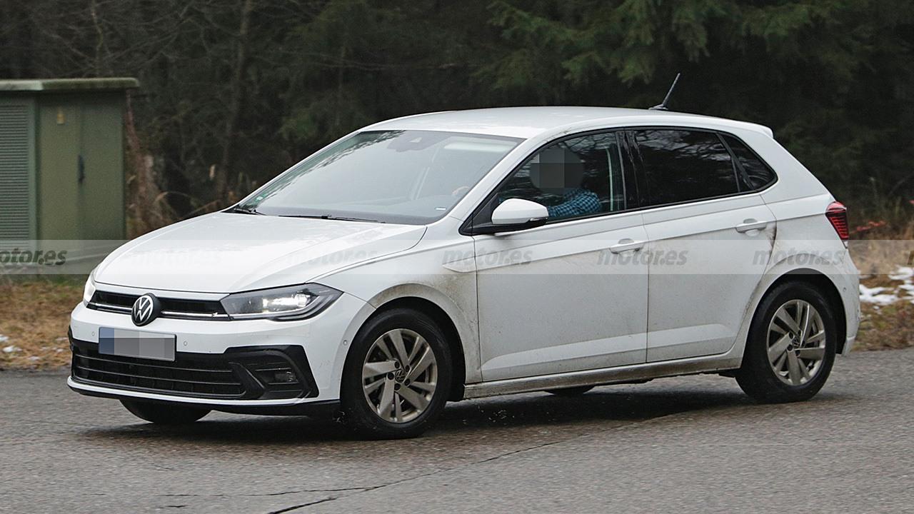 2021 - [Volkswagen] Polo VI Restylée  - Page 4 Volkswagen-polo-2022-fotos-espia-202174394-1610444580_4