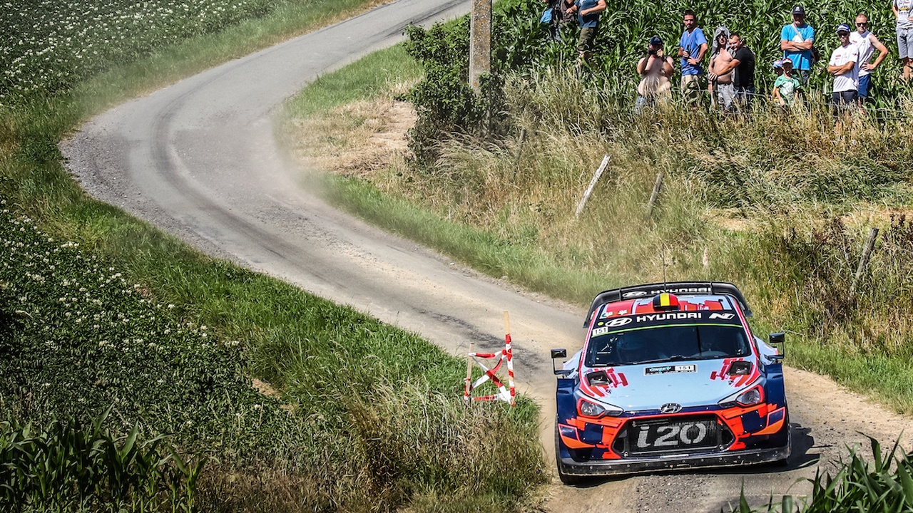 El Ypres Rally sustituye al Rally de Gran Bretaña en el WRC 2021