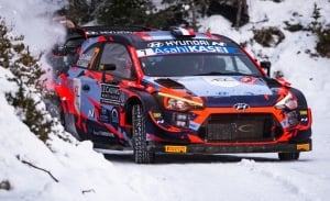 2C Compétition tendrá dos Hyundai i20 WRC Coupé en el Arctic Rally