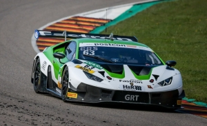 Albert Costa repetirá con Grasser Racing Team en el ADAC GT Masters