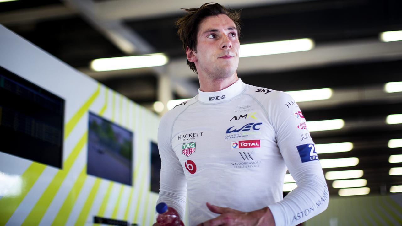 Alex Lynn y Aston Martin Racing separan sus caminos tras dos temporadas