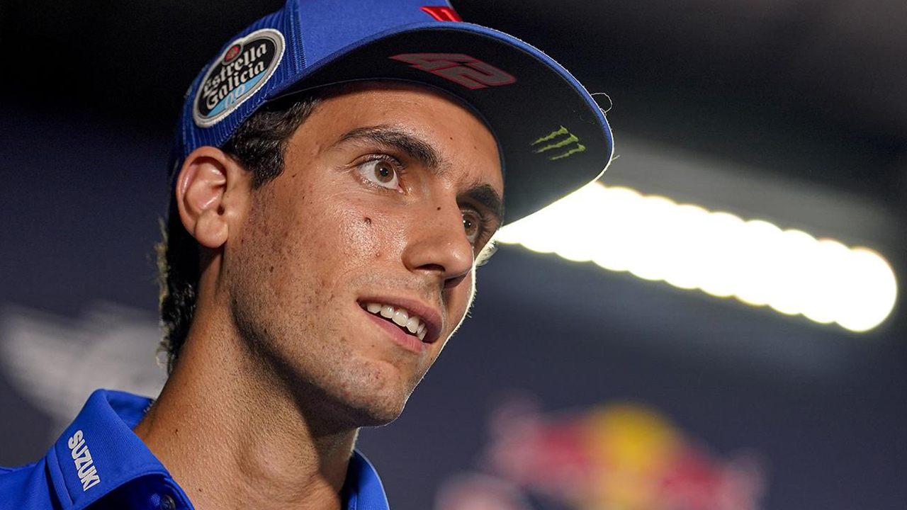 Álex Rins espera ver muchos contendientes al título de MotoGP 2021