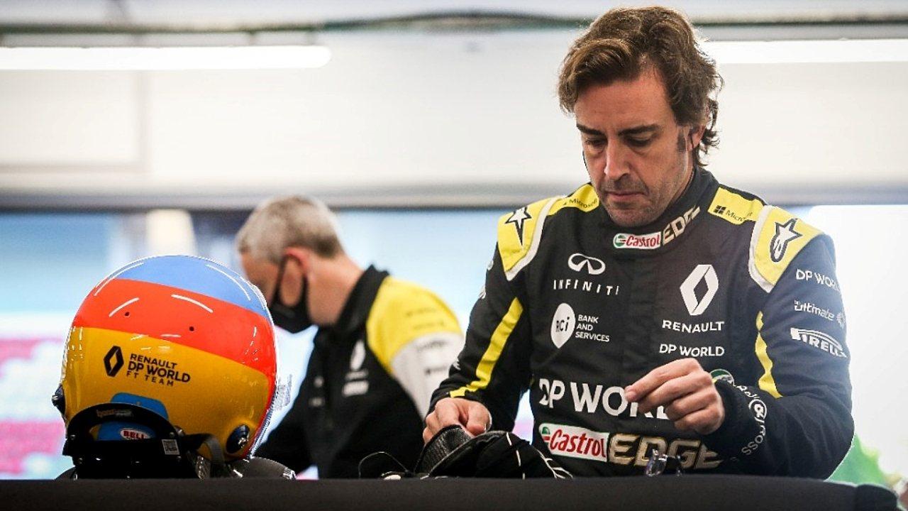 Alonso hace su quiniela para 2021, ¿en qué posición espera estar con Alpine?