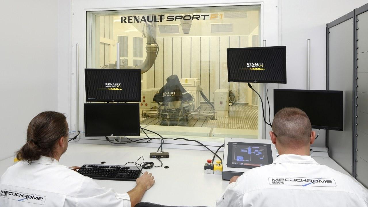 Alpine renueva su contrato con Mecachrome para los motores de F1