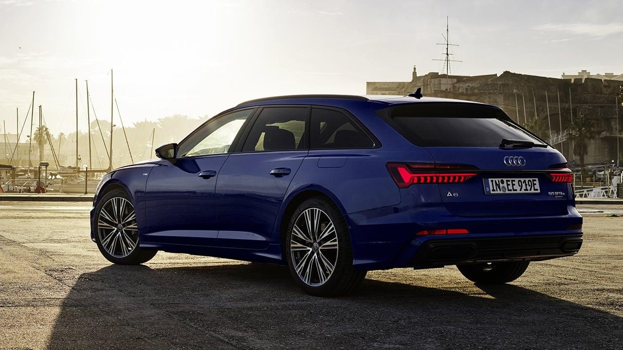 Audi A6 Avant TFSI e híbrido enchufable