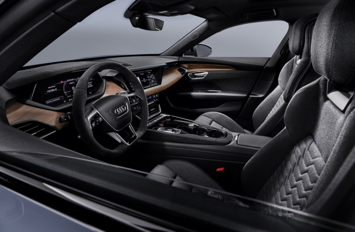 Foto Audi e-tron GT - interior