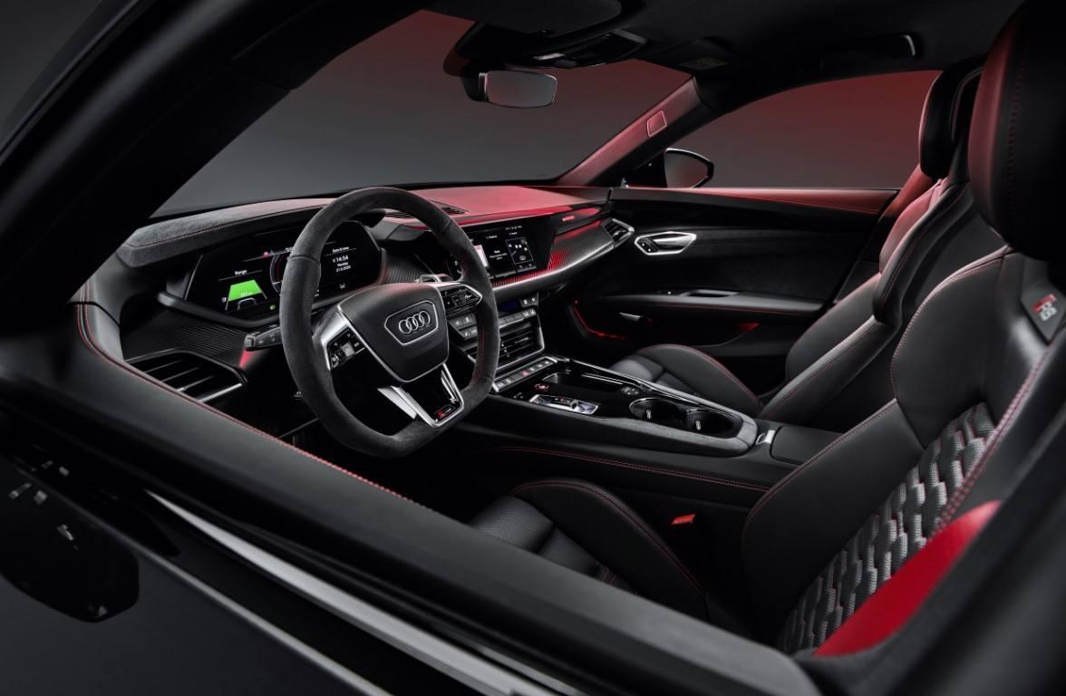 Foto Audi RS e-tron GT - interior