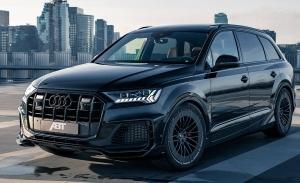 ABT Sportsline eleva su apuesta por el Audi SQ7