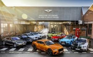 El Bentley Continental GT alcanza su particular récord de producción