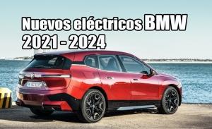 BMW centra sus futuros coches eléctricos en SUV y berlinas