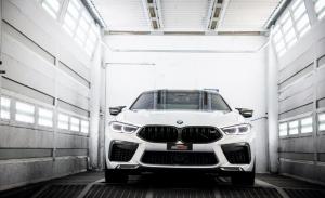 BMW M8 Competition Edition Pit Lane, una edición más deportiva y exclusiva para Suiza