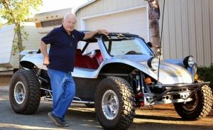 Fallece Bruce Meyers, el creador del buggy playero original