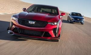 Cadillac confirma la llegada de nuevas versiones V-Series y V-Blackwing