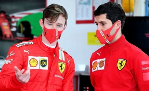 Callum Ilott, probador de Ferrari en F1, tendrá un programa GT en 2021