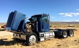 Rescatan el camión nodriza de KITT tras haber sido abandonado hace 15 años