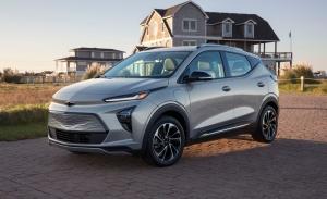 Chevrolet Bolt EUV 2022: desvelado el nuevo crossover compacto eléctrico de Chevy