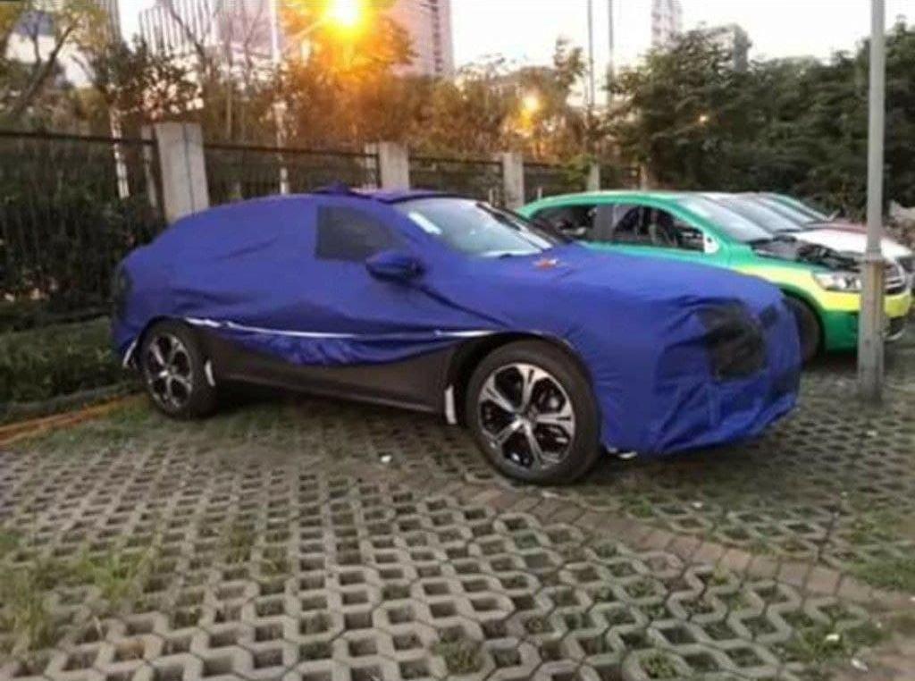 Nuevas fotos espía desvelan detalles del nuevo Citroën C5 2021 desde China