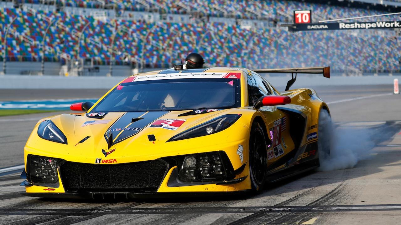 Corvette Racing valora un programa europeo en el WEC con el C8.R GTE