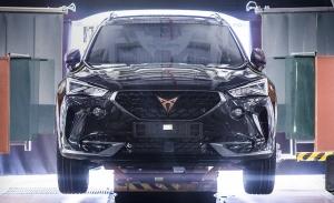 El nuevo CUPRA Formentor e-Hybrid ya está siendo fabricado en España