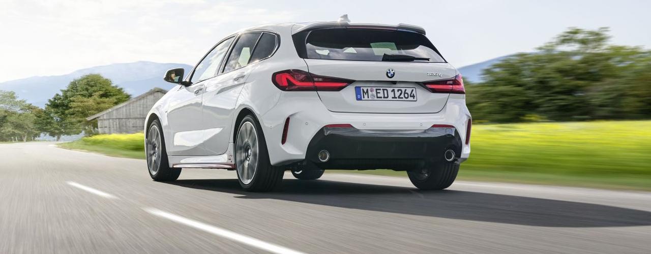 Prueba BMW Serie 1 128ti: lo justo y necesario