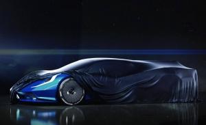 Estrema Fulminea, teaser del nuevo hypercar eléctrico italiano que llegará en 2023