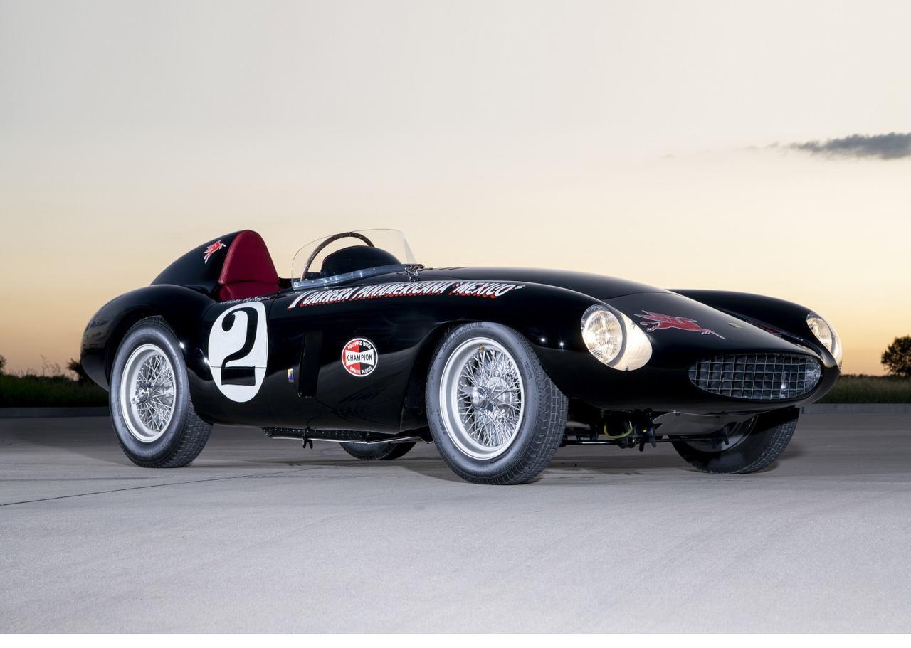 El Ferrari 750 Monza de Alfonso de Portago sigue ganando 67 años después
