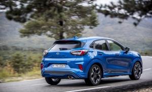 Los Ford Puma y Fiesta Hybrid estrenan un cambio automático de 7 velocidades