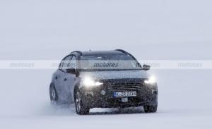 El Ford Focus Active Facelift 2022, cazado en las pruebas de invierno