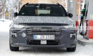 Un vistazo más cercano al Ford Focus Active Facelift 2022 revelan la nueva imagen
