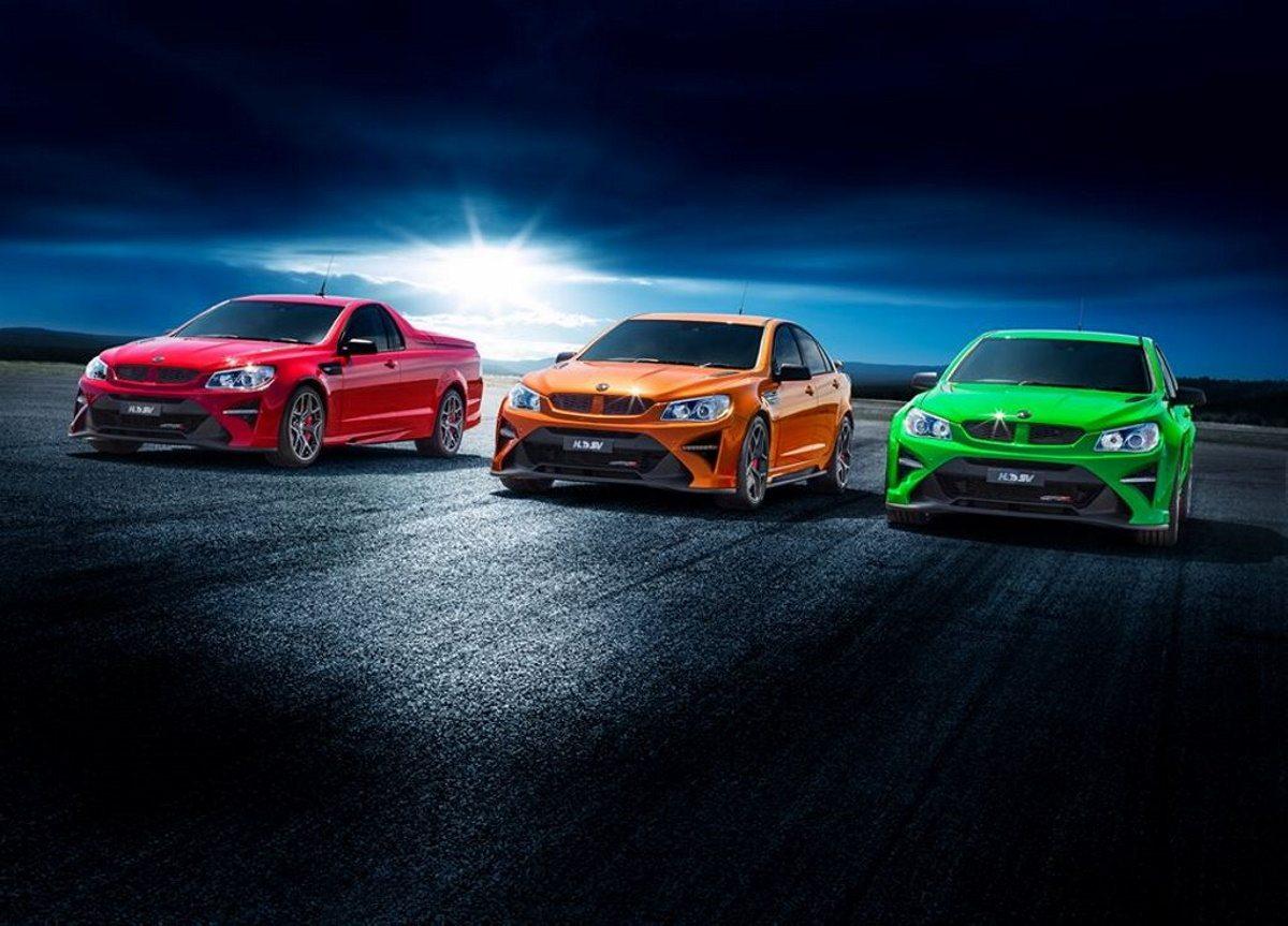 Los precios de los V8 australianos se han disparado hasta límites inimaginables