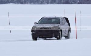 El Ford Mondeo Evos 2022, cazado en sus primeras fotos espía en Europa
