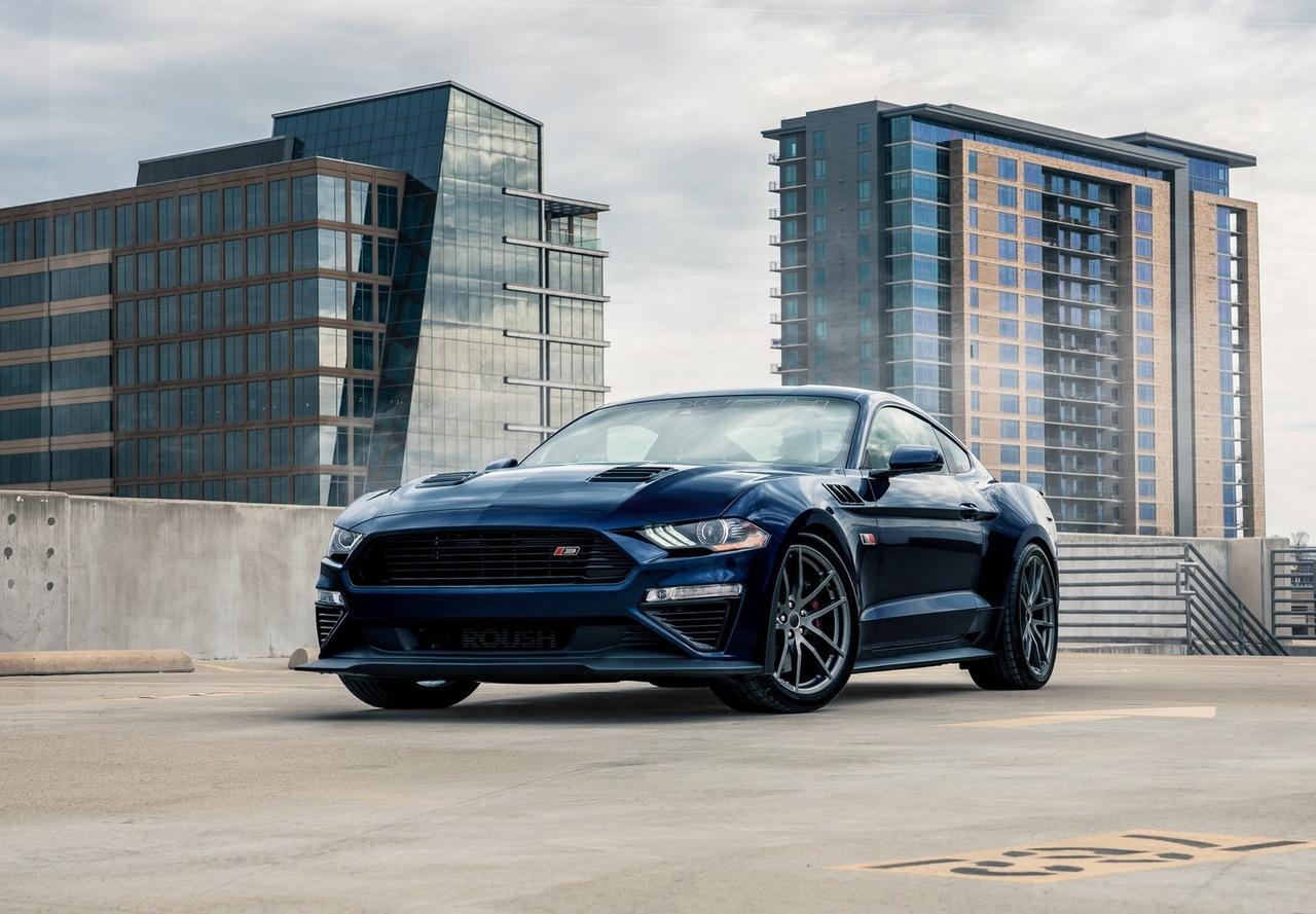 Roush Performance presenta el Ford Mustang V8 Stage 3 2021 de 760 CV