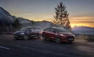 Ford desvela oficialmente los nuevos Galaxy Hybrid 2021 y S-MAX Hybrid 2021
