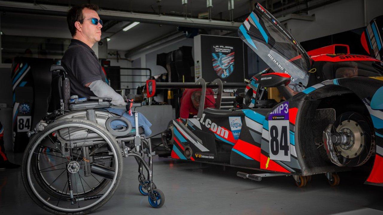 Frédéric Sausset vuelve a tocar las puertas del Garaje 56 de Le Mans